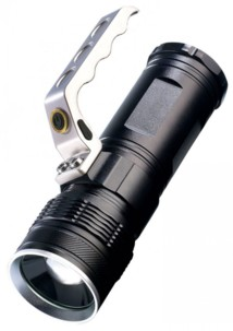 Lampe de poche rechargeable 10W IP65 TRC-180.3A