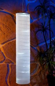 Lampion solaire avec guirlande à LED - 10 LED
