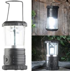 lanterne de vamping lec ultra puissance 750 lumen pour grandes tentes et caravanes