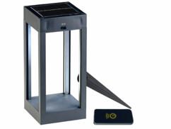 Lanterne solaire d'extérieur télécommandée à couleur changeante 80 lm