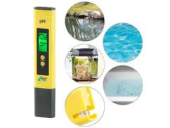 Le pH-mètre numérique de la marque AGT.