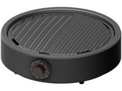 Plaque de cuisson vitrocéramique et gril à chaleur infrarouge de la marque Rosenstein & Söhne.