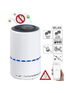Purificateur d'air connecté avec ioniseur et filtre 2en 1 LR-300.app
