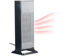 Radiateur soufflant céramique design avec thermostat - 2000 W