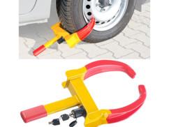 Sabot de roue universel pour pneus jusqu'à 265 mm