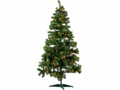 Sapin de Noël artificiel à 465 branches, 300 LED,180 cm