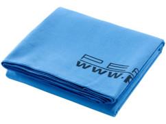 Drap de bain microfibre Bleu - 180 x 90 cm