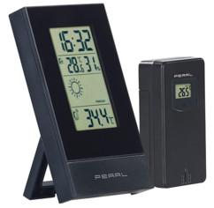 Station météo numérique avec réveil et tendances météo FWS-70 - Avec capteur