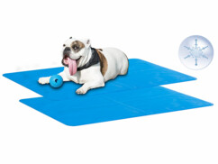 2 tapis rafraîchissants pour chiens et chats 90x 50cm