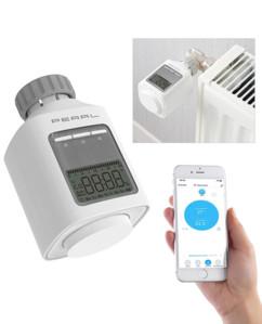 Thermostat connecté pour chauffage avec fonction bluetooth