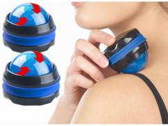 pack de 2 masseurs roll on pour douleurs musculaires massage a domicile