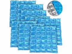 Lot de 8 poches réfrigérantes de 30 x 25 cm.