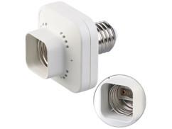 douille ampoule e27 pour interrupteur kinetique sans pile kfs-100 casacontrol