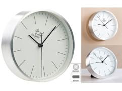 Horloge murale design Ø 15 cm avec mécanisme à quartz