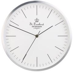Horloge murale radio-pilotée Ø 31 cm à mécanisme silencieux