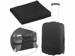 Housse de protection élastique pour valise jusqu'à 53 cm de hauteur, taille M