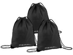 pack de 3 mini sacs à dos 4l pour femme avec cordelettes moins de 2euros pearl