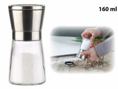moulin pearl à poivre ou sel avec broyeur céramique