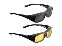 Pack de lunettes de conduite avec verres polarisés