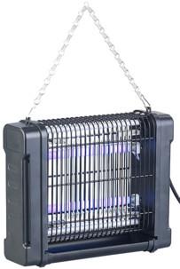 "Piège à insectes à UV ""IV-510"" avec 2 tubes UV remplaçables, 1600 V, 12 W"
