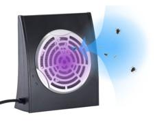 Piège à insectes électrique 3 en 1 à rayonnement UV-A