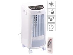Rafraîchisseur d'air 65 W 3 en 1 avec humidificateur et ioniseur LW-450