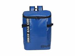 Sac à dos isotherme en toile de bâche avec une capacité de 16 L.