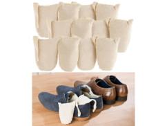 12 sachets déodorants en coton et bois de cèdre