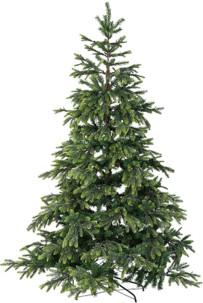 Sapin de Noël avec 857 branches - 500 LED - 225 cm