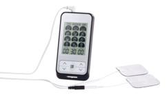 appareil de massage electrique TENS avec 2 pads 40 niveaux d'intensité newgen medicals