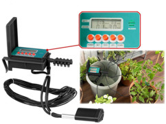 systeme d'irrigation automatique pour 10 plantes potager