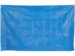 Tapis de sol de 275 x 185 cm pour piscine gonflable.