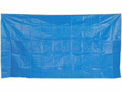 Tapis de sol de 310 x 190 cm pour piscine gonflable.