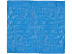 Tapis de sol de 490 x 490 cm pour piscine gonflable.