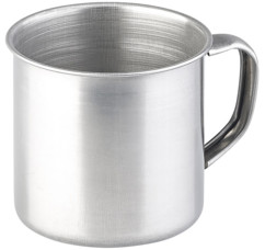 Tasse en acier inoxydable - 200 ml
