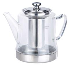 Théière-bouilloire 1,5 L avec passe-thé en acier inoxydable