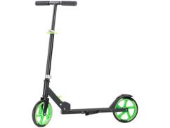 trottinette pour adultes avec guidon réglable et grandes roues pour déplacement facile en ville CR-100 pearl