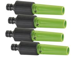 4 lances réglables pour tuyau d'arrosage