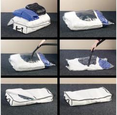Appareil électrique de mise sous vide pour sac à vêtements