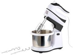 batteur mixeur patisserie pour ganaches pates oeufs en neige avec bol tournant rosenstein