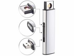 Briquet électronique USB 7 W à spirale incandescente