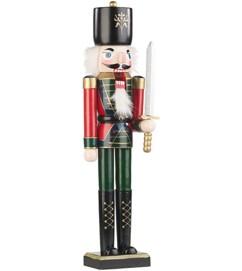 """Casse-noisettes décoratif """"Soldat"""" 48,5 cm"""