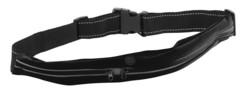 ceinture stretch avec poches de rangement intégrées pour running et sport
