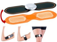 appareil d'electrostimulation pour muscles tendus bras dos jambes 15 intensités sans danger em-120 newgen medicals