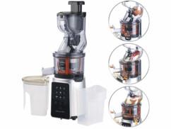 Extracteur de jus digital 200 W DSJ-200 pour fruits entiers