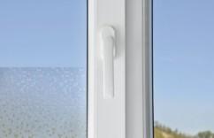 Film auto-adhésif décoratif pour vitre et fenêtre - ''Nid d'abeille''
