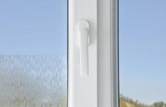 Film auto-adhésif décoratif pour vitre et fenêtre - ''Pluie''