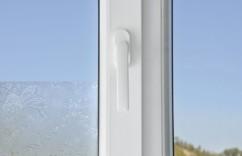 Film auto-adhésif décoratif pour vitre et fenêtre - ''Retro''