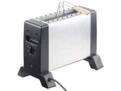 gril vertical pour viandes format grille pain pour cuisson sans graisse rosenstein