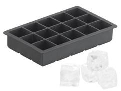 moule a glacons en silicone pour 15 glacons carrés cubes